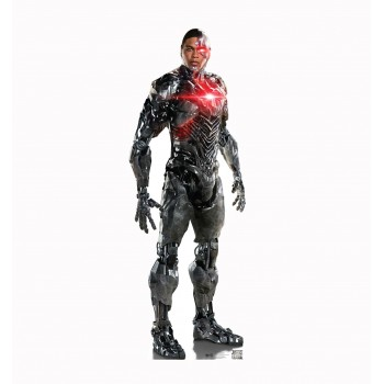 Cyborg (Justic League) Cardboard Cutout