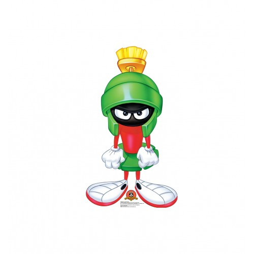 Marvin the Martian (Looney Tunes) Cardboard Cutout
