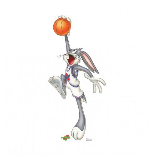Bugs Bunny (Space Jam) Cardboard Cutout