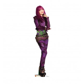 Mal (Disneys Descendants 2) Cardboard Cutout - $39.95