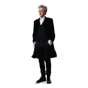 Doctor Who Hands in Pockets (Doctor Who 10) Cardboard Cutout
