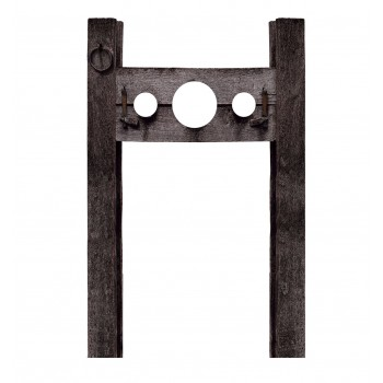 Pillory Post Cardboard Cutout - $39.95
