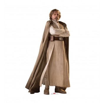 Luke Skywalker (Star Wars VIII The Last Jedi) Cardboard Cutout