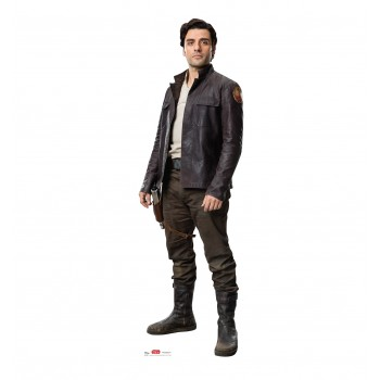 Poe (Star Wars VIII The Last Jedi) Cardboard Cutout