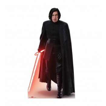 Kylo Ren Action (Star Wars VIII The Last Jedi) Cardboard Cutout - $39.95