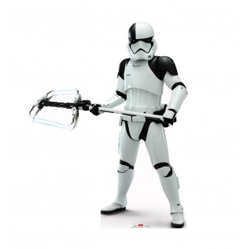 Executioner Trooper (Star Wars VIII The Last Jedi) Cardboard Cutout