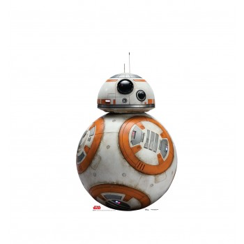 BB-8 (Star Wars VIII The Last Jedi) Cardboard Cutout - $24.95