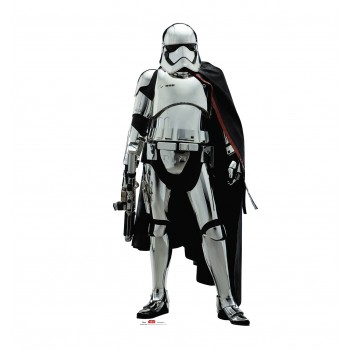 Captain Phasma (Star Wars VIII The Last Jedi) Cardboard Cutout