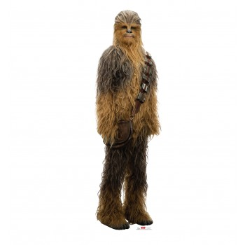 Chewbacca (Star Wars VIII The Last Jedi) Cardboard Cutout - $39.95