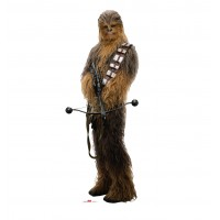 Chewbacca Holding Bow (Star Wars VIII The Last Jedi)