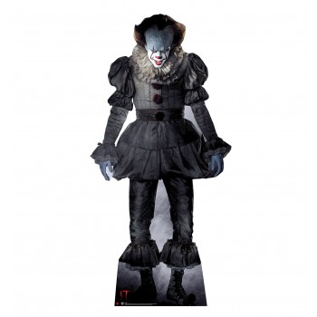 Pennywise IT 2017 Film Cardboard Cutout