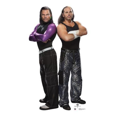 The Hardy Boyz WWE Cardboard Cutout
