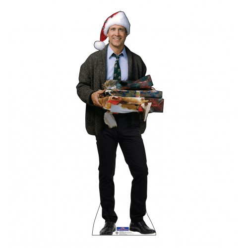 Clark Griswold National Lampoons Christmas Vacation Cardboard Cutout