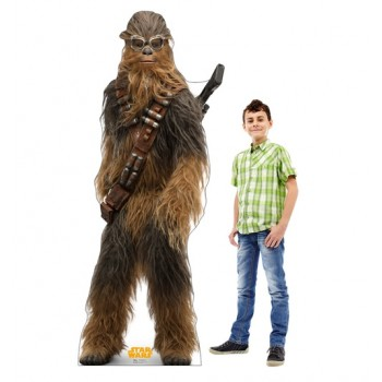 Chewbacca (Star Wars Han Solo Movie) Cardboard Cutout - $39.95