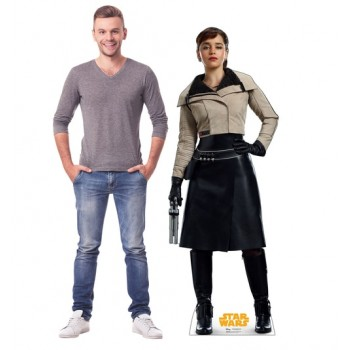Ql'Ra (Star Wars Han Solo Movie) Cardboard Cutout - $39.95