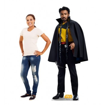 Lando (Star Wars Han Solo Movie) Cardboard Cutout - $39.95