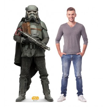 Mudtrooper(Star Wars Han Solo Movie) Cardboard Cutout