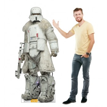 Range Trooper(Star Wars Han Solo Movie) Cardboard Cutout - $39.95