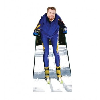 Cross Country Skier Standin Cardboard Cutout - $39.95