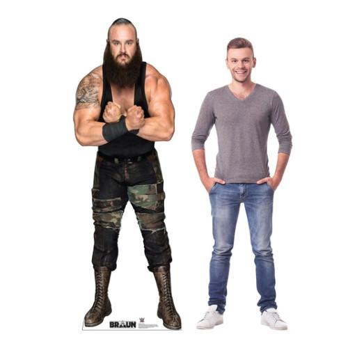Braun Strowman (WWE) Cardboard Cutout