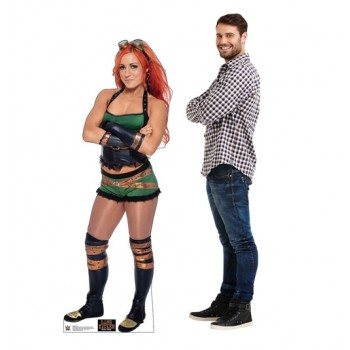 Becky Lynch (WWE) Cardboard Cutout - $39.95