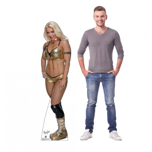 Mandy Rose (WWE) Cardboard Cutout