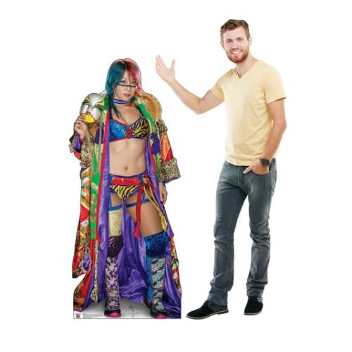 Asuka (WWE) Cardboard Cutout