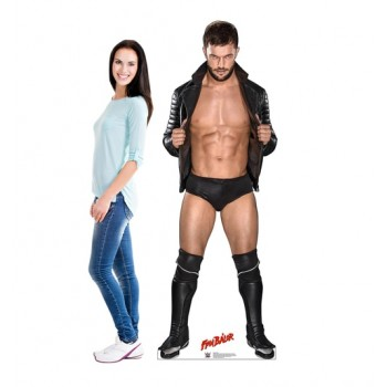 Finn Balor Open Leather Jacket (WWE) Cardboard Cutout - $39.95