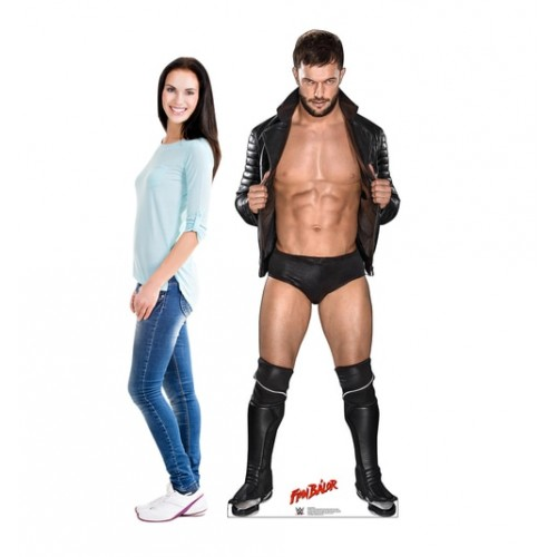 Finn Balor Open Leather Jacket (WWE) Cardboard Cutout