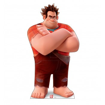 Wreck-It-Ralph Wreck-It-Ralph 2 Ralph Breaks the Internet Cardboard Cutout