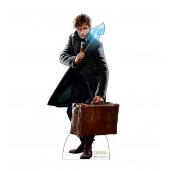 Newt Scamander Fantastic Beasts The Crimes of Grindelwald Cardboard Cutout