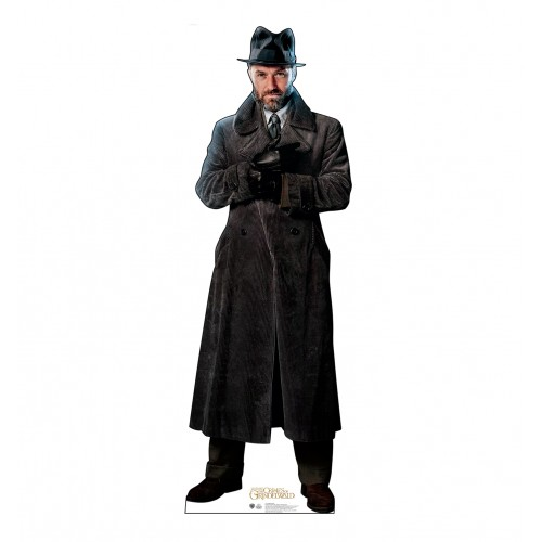 Dumbledore Fantastic Beasts The Crimes of Grindelwald Cardboard Cutout