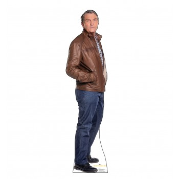Graham Doctor Who 11 Cardboard Cutout