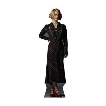 Queenie Goldstein Fantastic Beasts The Crimes of Grindelwald Cardboard Cutout
