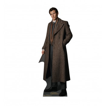 Theseus Scamander Fantastic Beasts The Crimes of Grindelwald Cardboard Cutout - $39.95