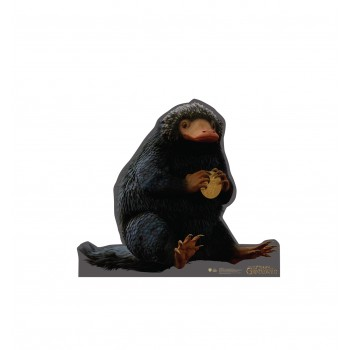 Niffler Fantastic Beasts The Crimes of Grindelwald Cardboard Cutout - $39.95