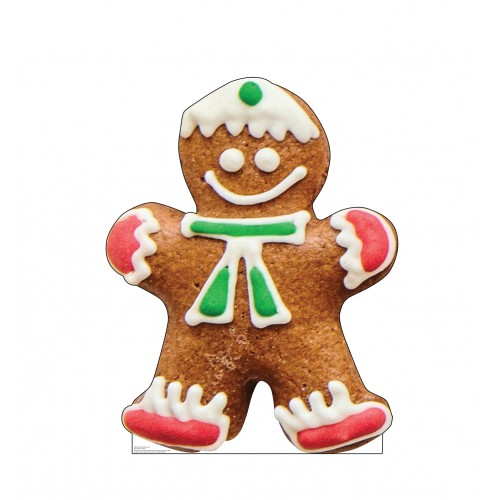 Gingerbread Man Cookie Christmas