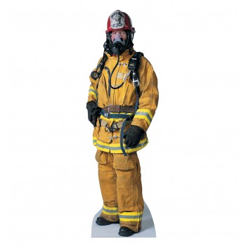 Firefighter Cardboard Cutout - $39.95