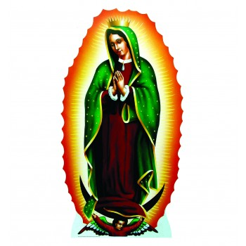 Lady Guadalupe Cardboard Cutout - $39.95