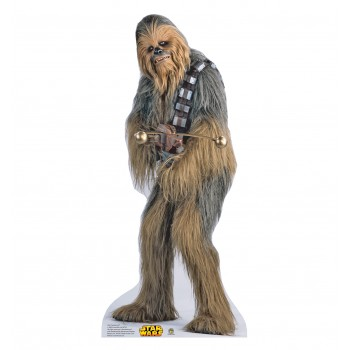 Chewbacca Star Wars Cardboard Cutout