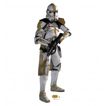 Clone Trooper Star Wars Cardboard Cutout