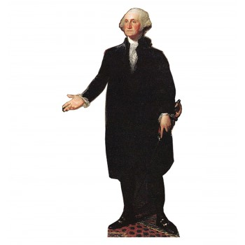 George Washington Cardboard Cutout - $39.95