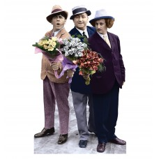 Three Stooges Flowers