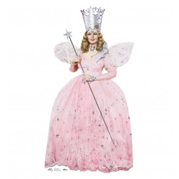 Glinda Good Witch Wizard of Oz Cardboard Cutout