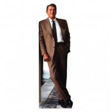 Pres. Ronald Reagan - Brown Suit