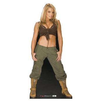 Trish Stratus WWE Cardboard Cutout - $39.95