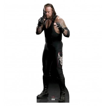 Undertaker WWE Cardboard Cutout - $39.95