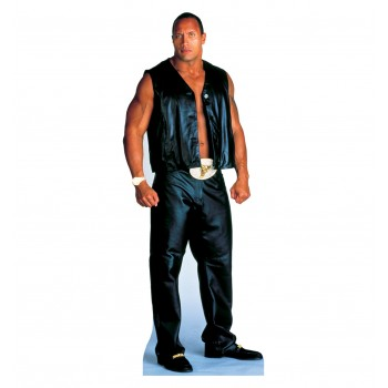 The Rock WWE Cardboard Cutout - $39.95
