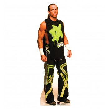 Shawn Michaels WWE Cardboard Cutout - $39.95