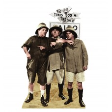 Three Stooges Safari